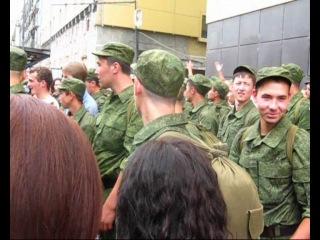 Самый красивый клип про любовь и армию, основанный на реальных событиях. уфа 2012