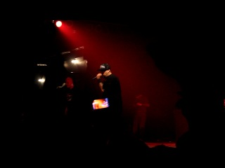 Cypress Hill - Insane In The Brain (live Milk 12.11.11)